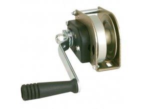 Ruční lanový naviják s automatickou brzdou, do 190 kg