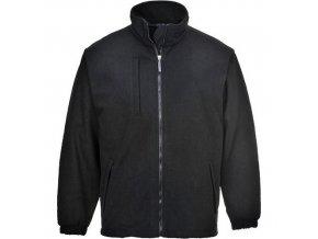 BuildTex fleece (3L), černá, vel. XXL