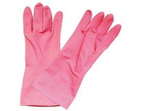 Gumové rukavice pro domácnost, vel. 10