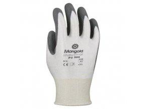 Pracovní rukavice Ansell PU 900 polomáčené v polyuretanu, vel. 10
