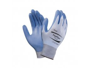 Polyetylenové rukavice Ansell HyFlex® 11-518 polomáčené v polyuretanu, vel. 9