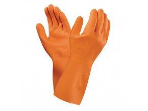 Latexové rukavice Ansell AlphaTec® 87-370, vel. 9,5