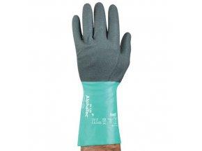 Nitrilové rukavice Ansell AlphaTec® 58-128, vel. 7