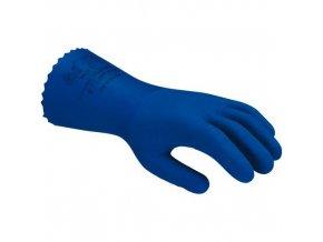 Latexové rukavice Ansell AlphaTec® 87-029, vel. 9