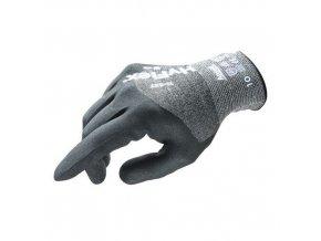 Pracovní rukavice Ansell HyFlex® 11-537 polomáčené v nitrilu, 12 párů, vel. 10
