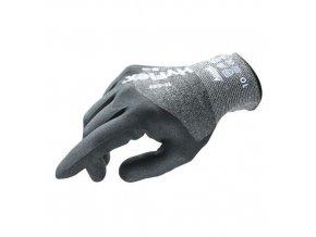 Pracovní rukavice Ansell HyFlex® 11-537 polomáčené v nitrilu, 1 pár, vel. 9