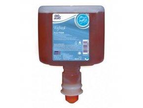 Luxusní pěnové mýdlo DEB Refresh WASH 1,2l, Rose