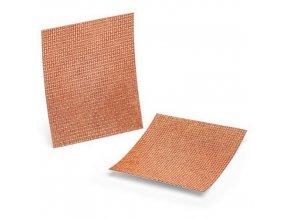 Samodezinfekční měděná páska Shieldex, 8 x 10 cm