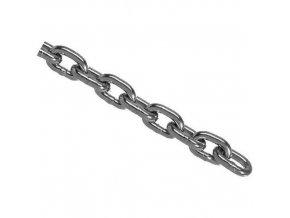 Řetěz DIN 766 Nerezocel A4 6MM-50MTR