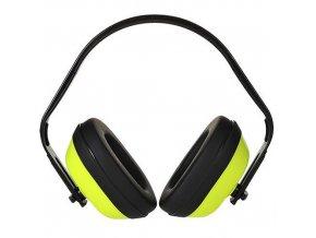 Chrániče sluchu Classic HV, žlutá
