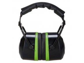 Chrániče sluchu Top, černá