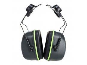 Chrániče sluchu Premium Clip-On, šedá