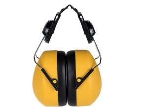 Chrániče sluchu Clip-on, žlutá