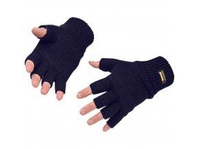 Bezprsté rukavice Insulatex, modrá