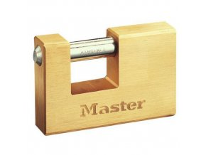 Obdélníkový visací zámek Master Lock pro všeobecnou ochranu 85mm