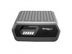 Bezpečnostní digitální kufr Master Lock odolný ohni a vodě 19,3 x 41,9 x 37,5 cm
