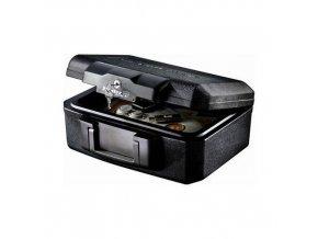 Bezpečnostní kufr Master Lock odolný ohni