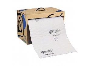 Sorpční koberec MD+ v kartonové krabici Pig, hydrofobní, sorpční kapacita 35 l