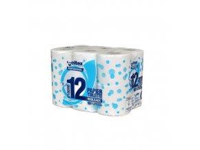 Toaletní papír Celtex Professional 180 2vrstvy bílý, 12ks