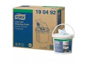 Speciální utěrka Tork Premium Low-Lint Handy Bucket, 200ks