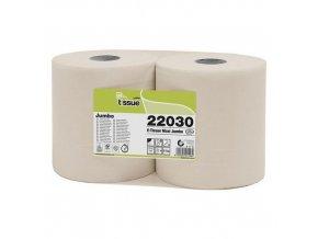 Toaletní papír Jumbo role Celtex BIO E-Tissue 2vrstvy, 6ks