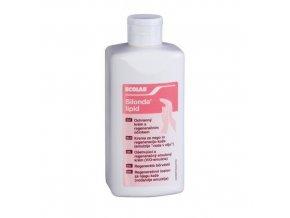 Reparační a ochranný tekutý krém Silonda LIPID 500ml, růžová