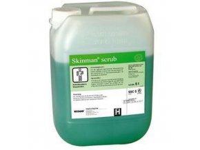 Antimikrobiální mycí prostředek Skinsan Scrub N 5l k dezinfekci pokožky
