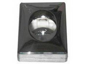 Zásobník na hygienické sáčky - Hygokazeta chrom