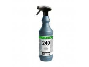 Cleamen 240 čistič na trouby, grily - 1l