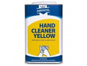 Mycí pasta Hand Cleaner Yellow Americol 4,5l