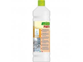 Detergent pro ruční mytí nádobí VERDE ECO PIATTI 1l
