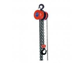 Řetězový kladkostroj, do 250 kg