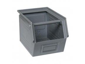 Kovový box 20 x 20 x 30 cm