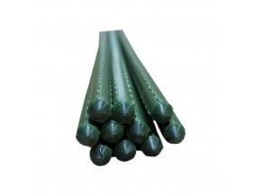 TOPTRADE tyč zahradní, poplastovaná, průměr 8 mm x 120 cm