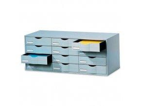 Zásuvkový modul, 12 zásuvek