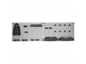 Závěsný panel na nářadí, 30,7 x 100 cm