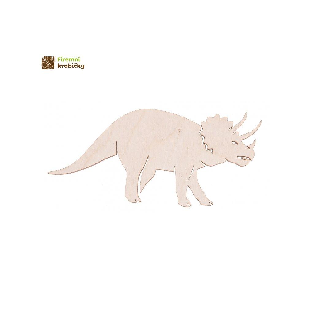 dinozaur 1 ze sklejki