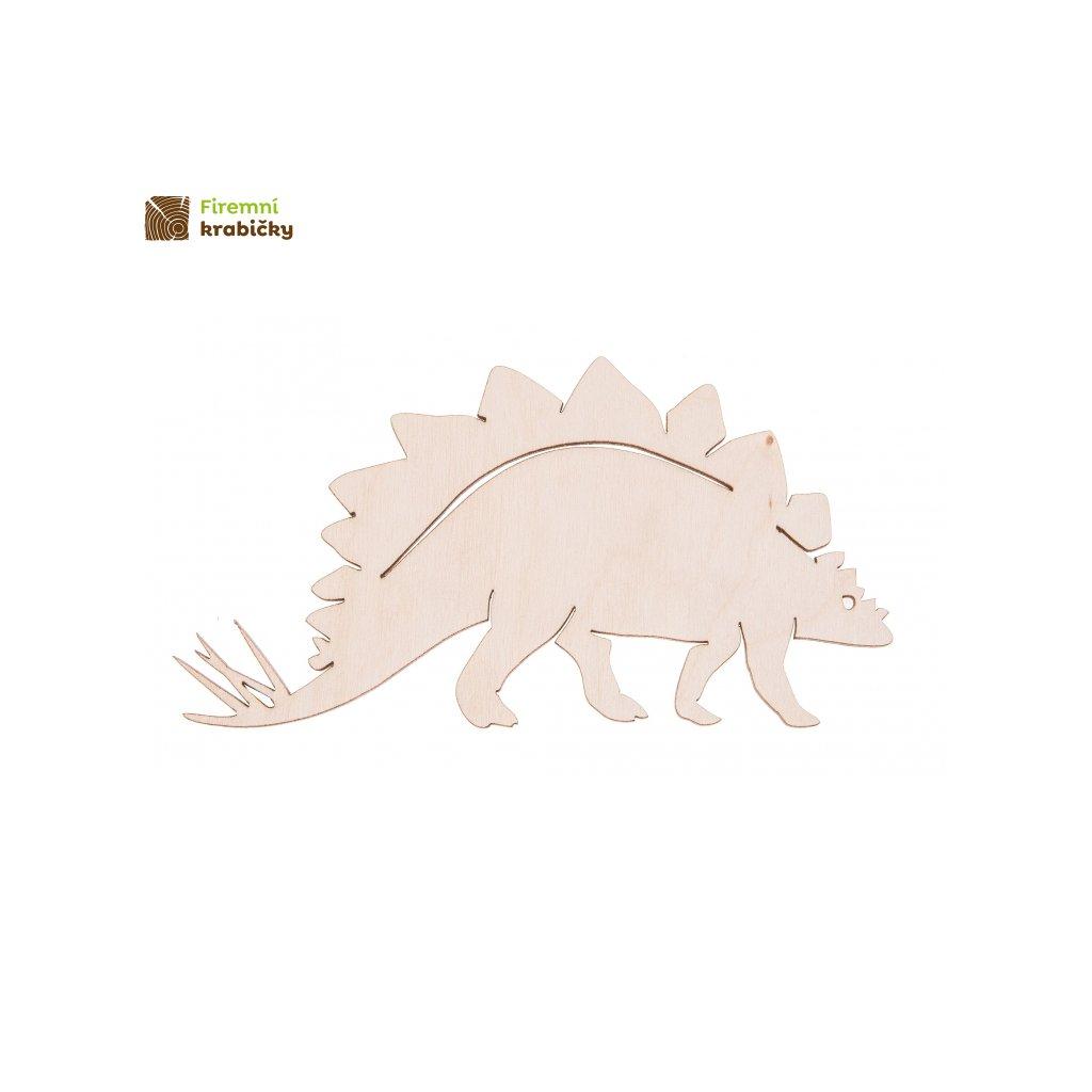 dinozaur 2 ze sklejki
