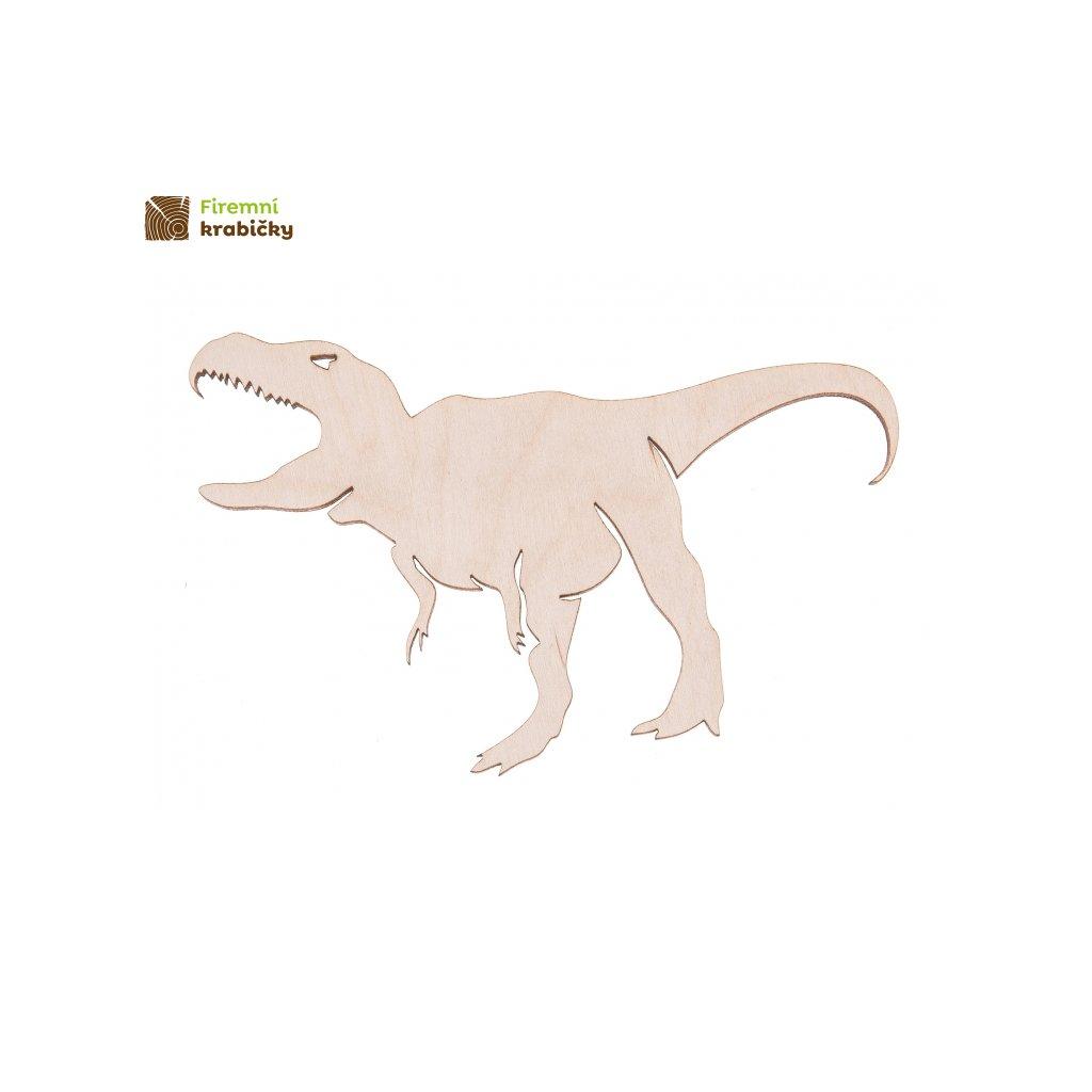 dinozaur 3 ze sklejki