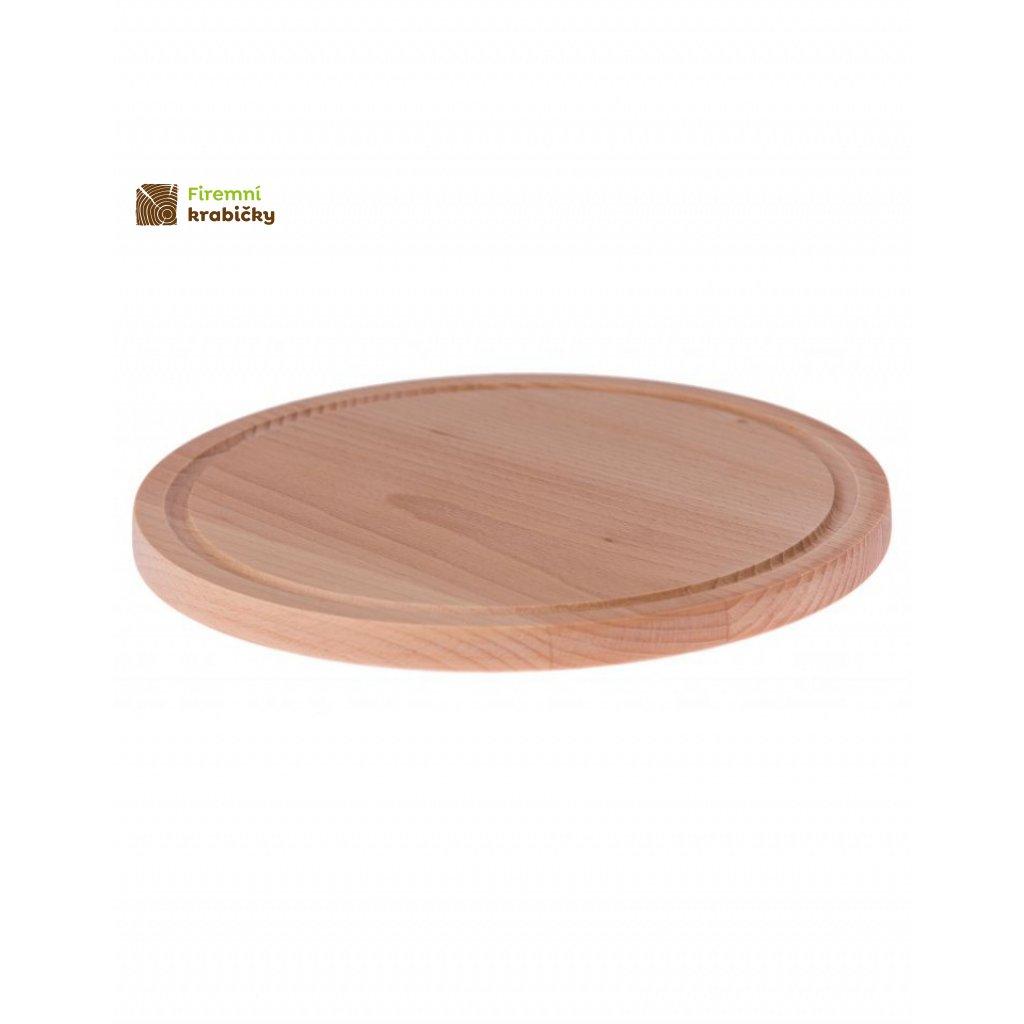 13163 prkenko na krajeni kruh 25 cm