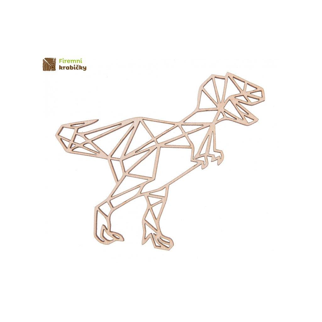 dinozaur 6 ze sklejki