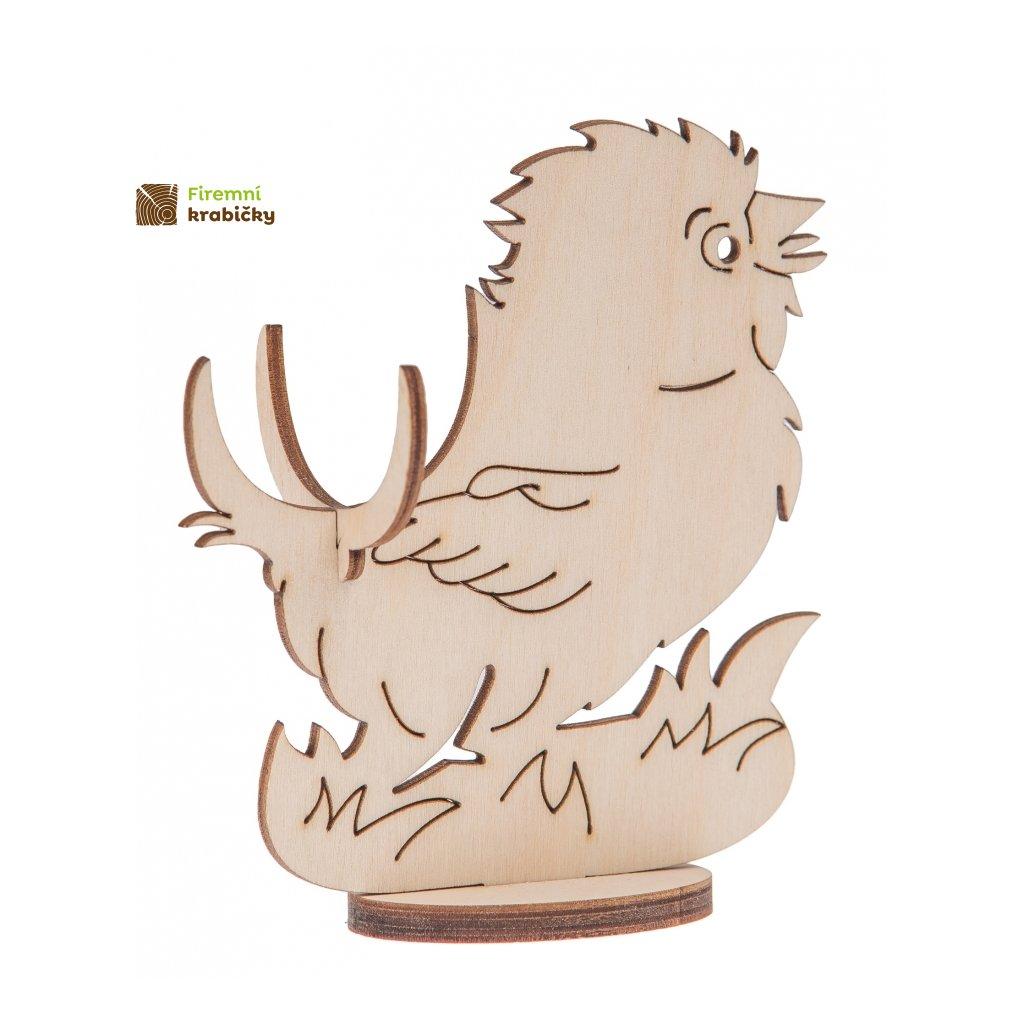 podstawka na jajko kurczatko