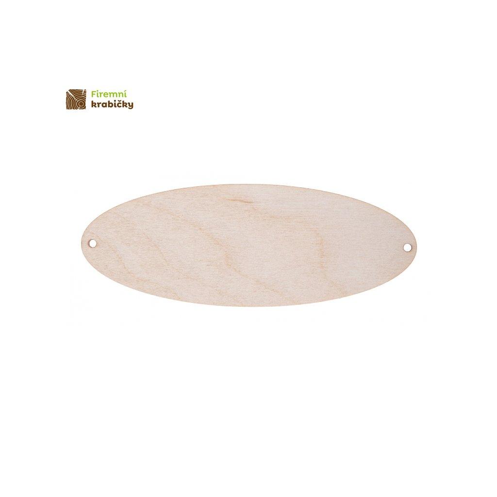 drewniana tabliczka 135 cm x 5cm zawieszka
