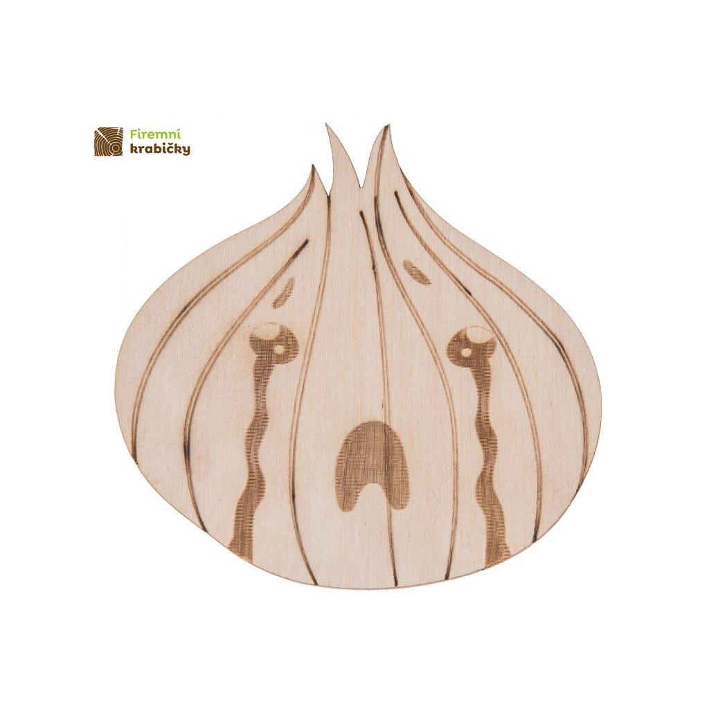 drewniana cebula