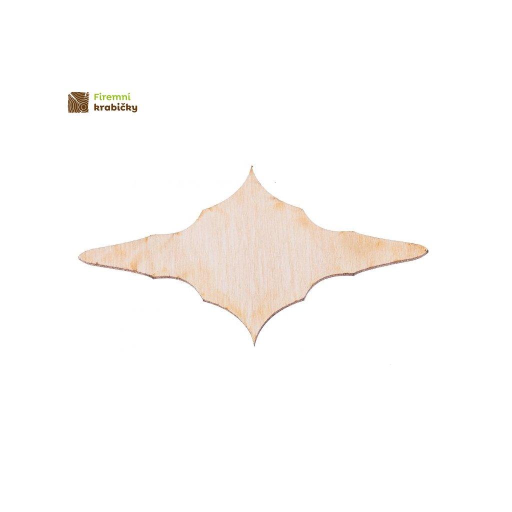 drewniana tabliczka 2 85x45 cm