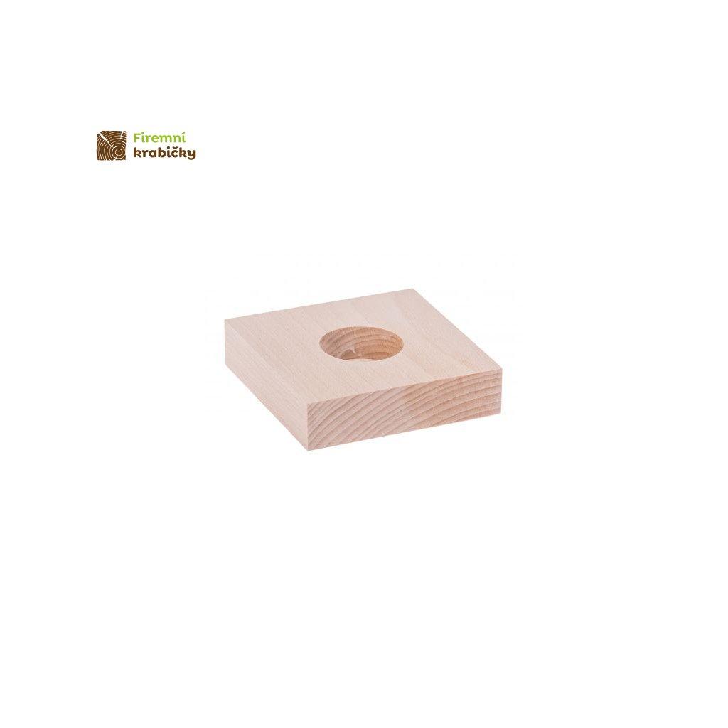 swiecznik 10x10 cm