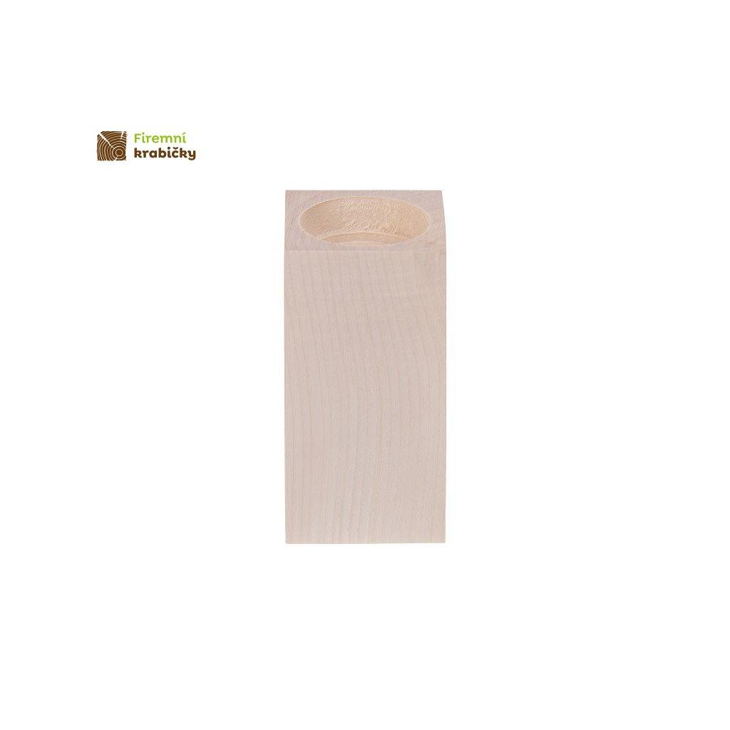 swiecznik kwadrat 10 cm