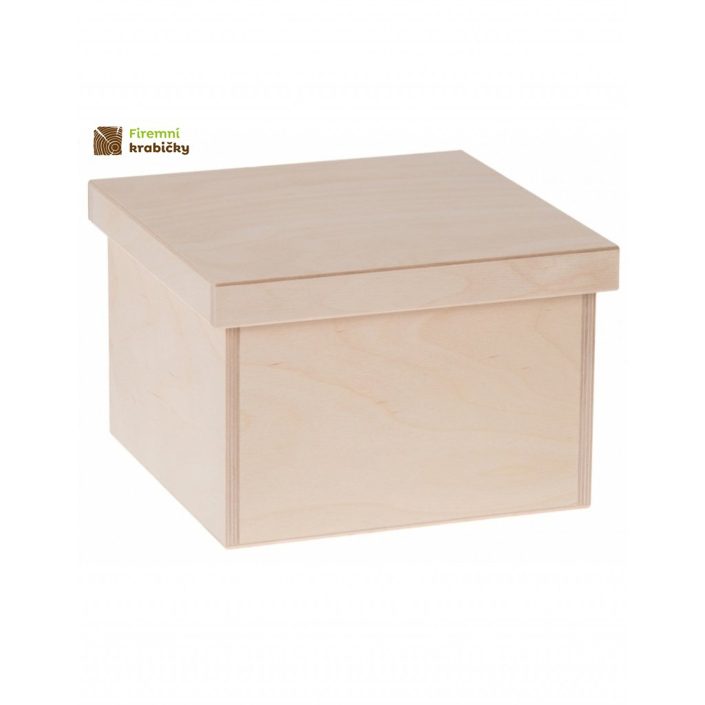12242 dreveny box na hracky maly