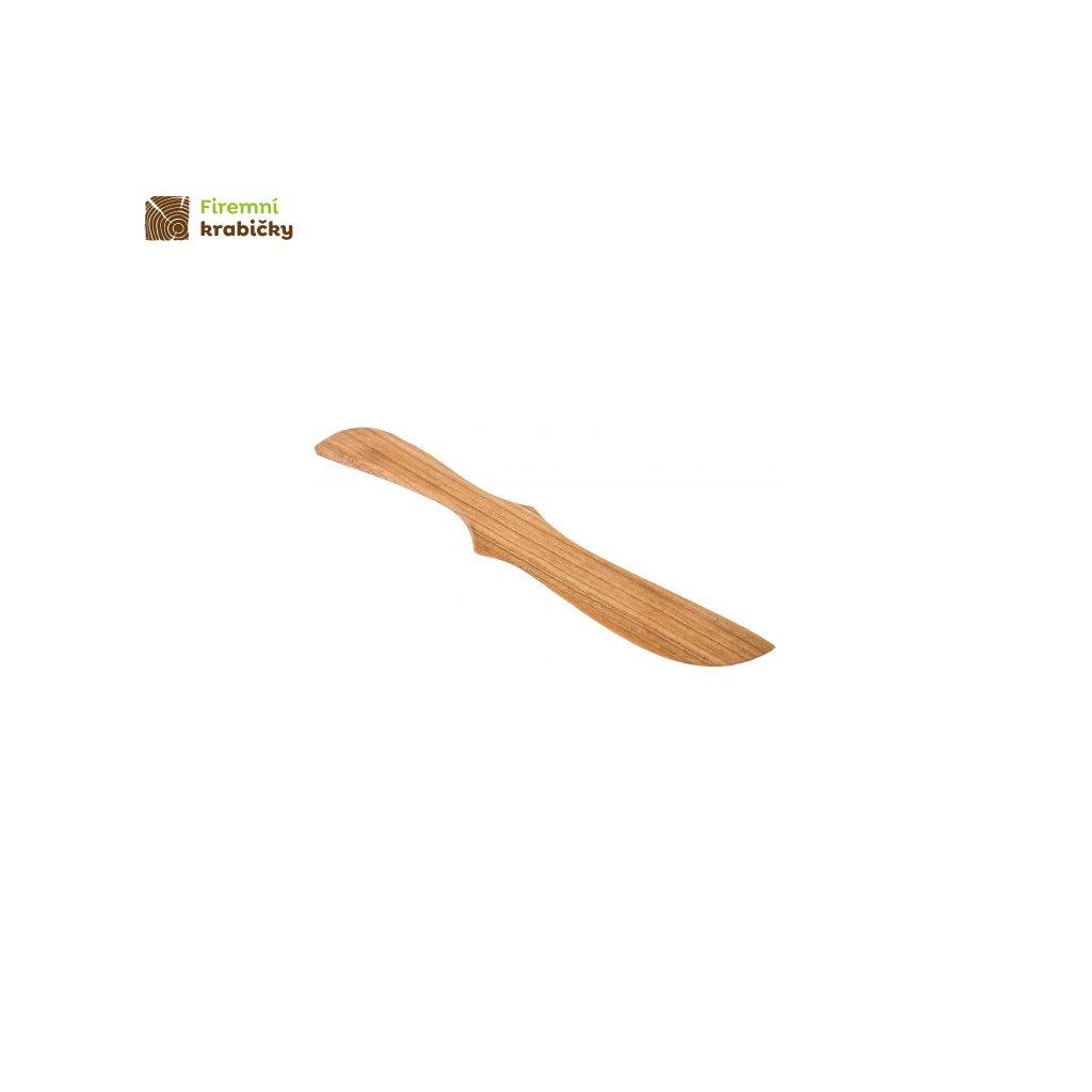 nozyk do masla czeresniowy 20 cm