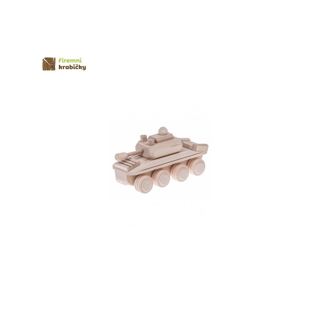 czolg wojskowy drewniana zabawka 1525884773